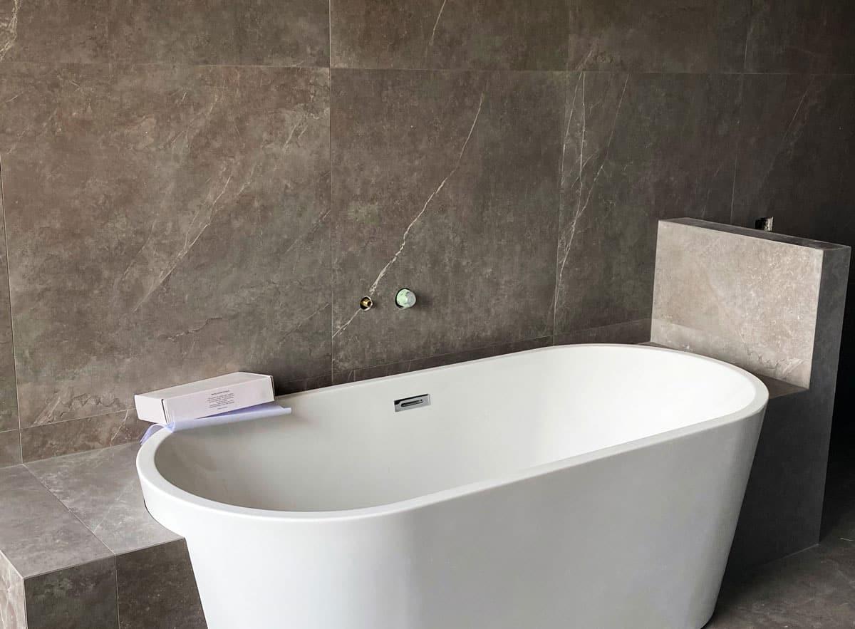 Home Build - Bathroom