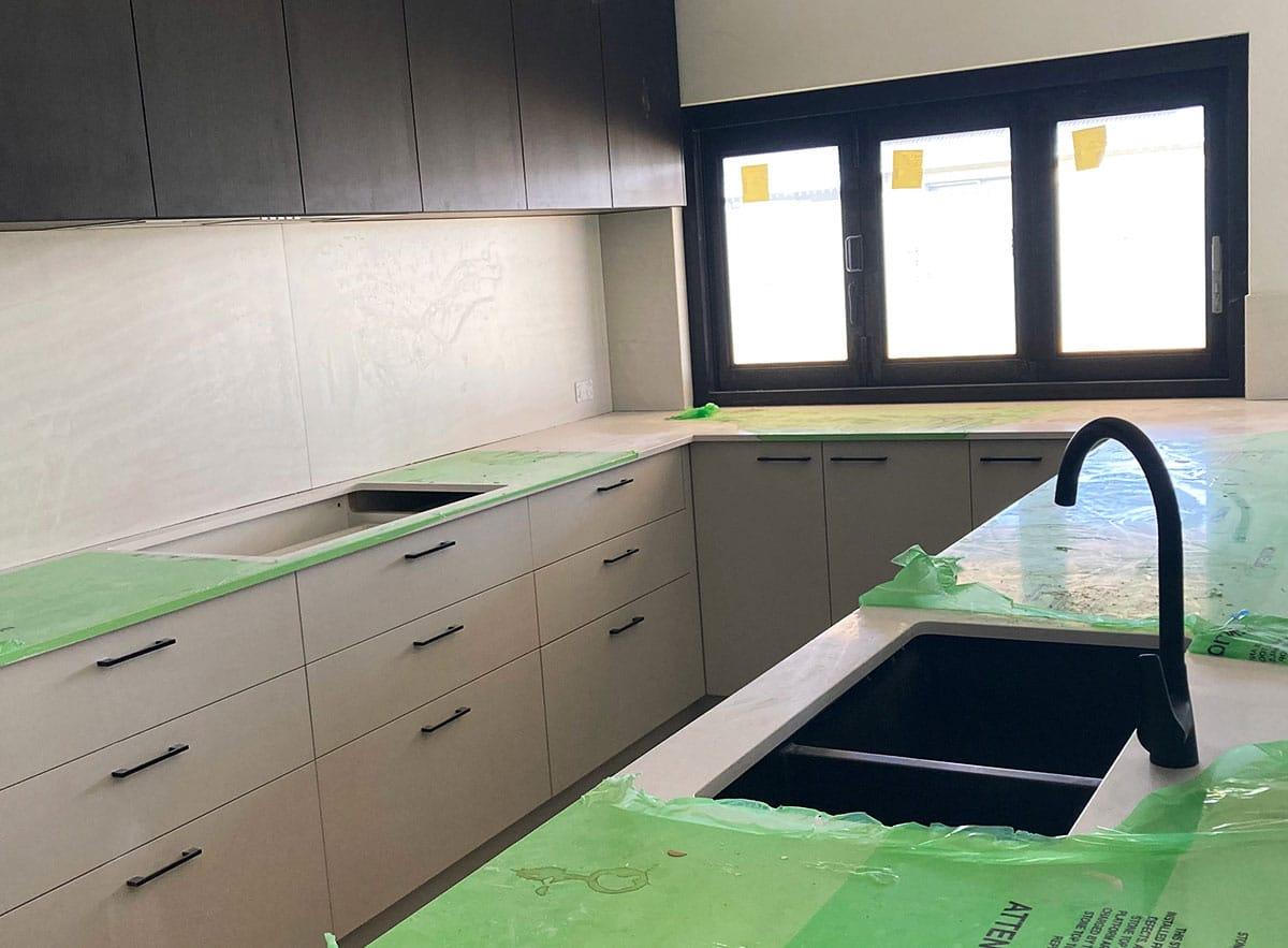 Custom Home Build - Kitchen